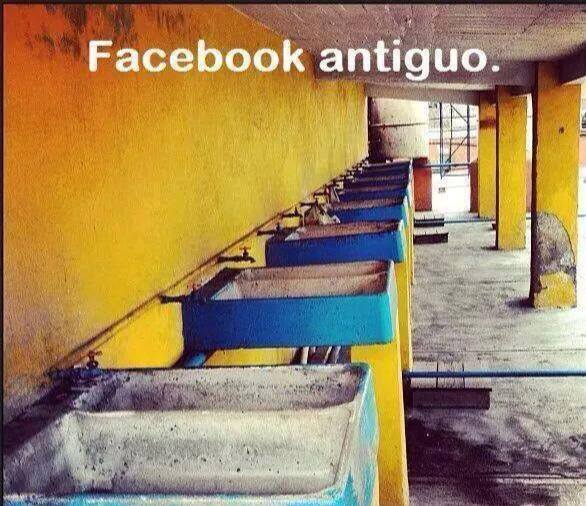 facebook antiguo lavaderos