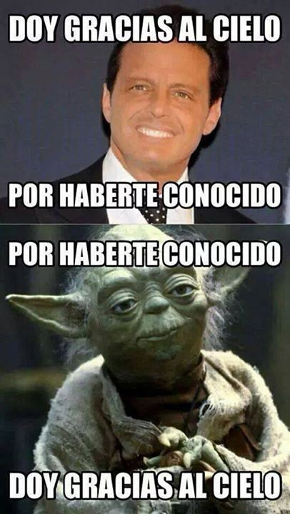 la cancion de luismi feat yoda con